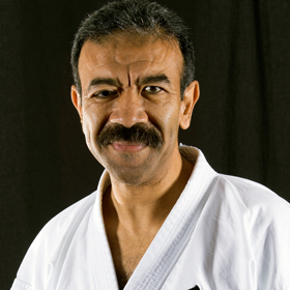 Sensei Chris Thompson
